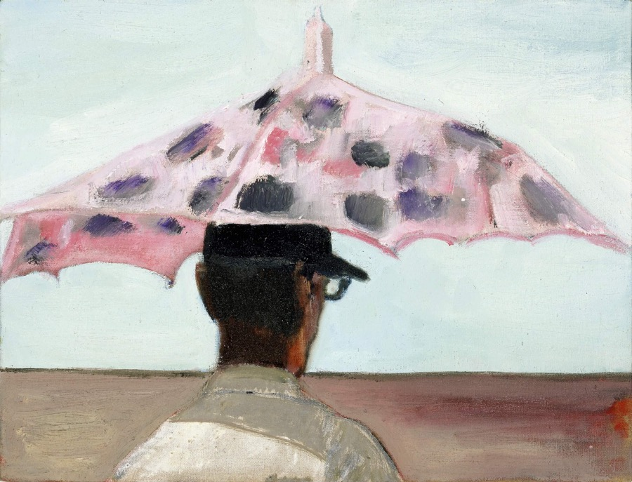 Peter Doig, Lapeyrouse Umbrella, 2004